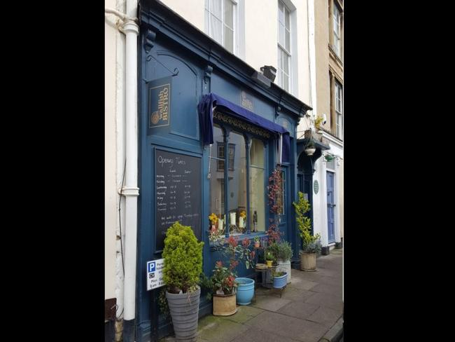 The Wallfish Bistro, Bristol. Picture: A TripAdvisor traveller