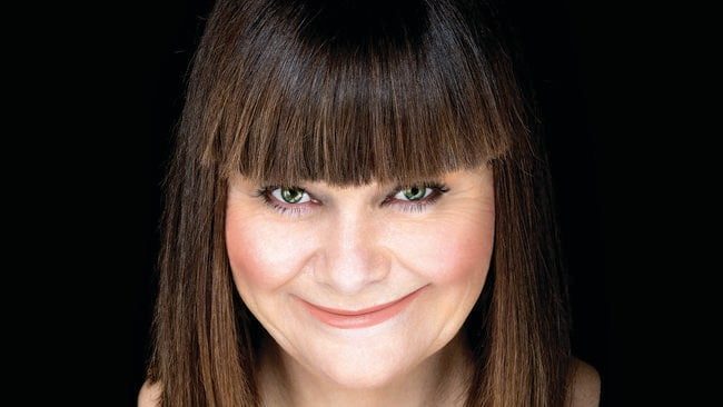 Dawn French has made it as number four on the list . . Go Dawnie!