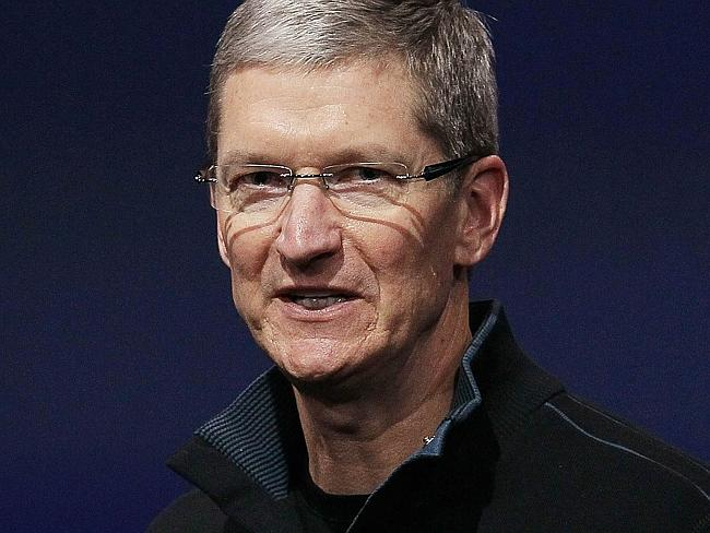 Tim Cook has been running the world's most valuable company since founder Steve Jobs stepped down.