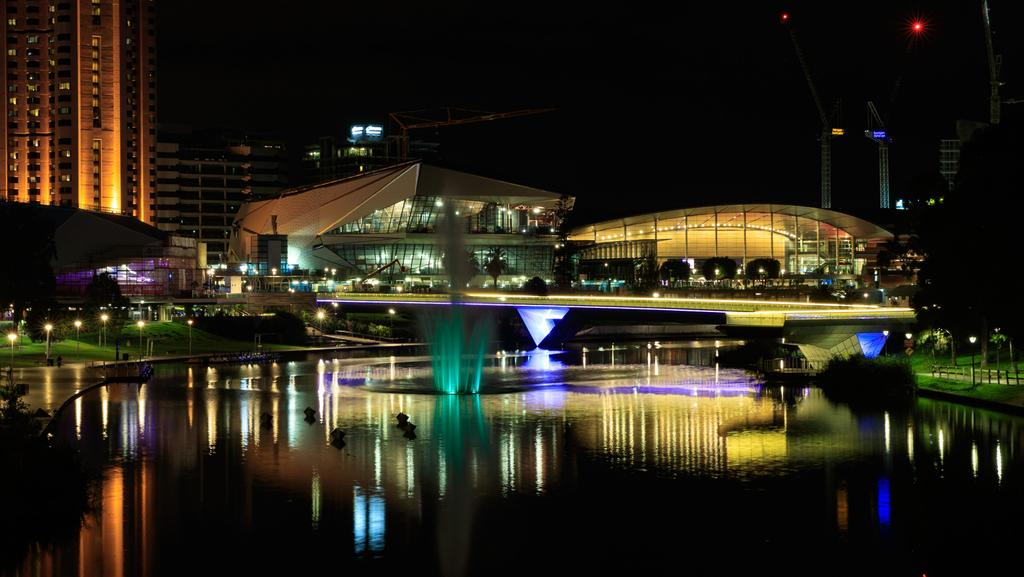 Adelaide Riverbank How New Developments Have Changed The