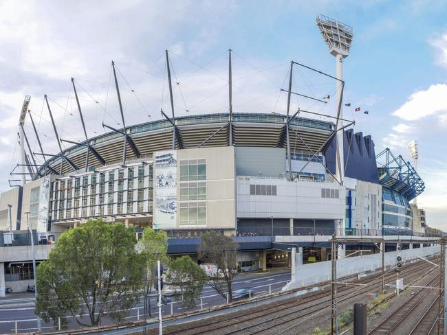 The Melbourne Cricket Ground was also identified as a place a lone wolf attack could be carried out.