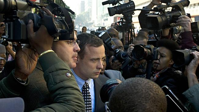 Lights, Camera, Action ... A judge has ruled that Oscar Pistorius's trial can be televised.