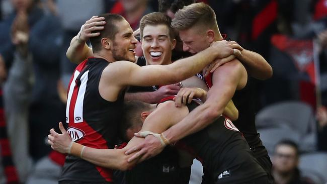 Orazio Fantasia is much loved by teammates. Photo: Scott Barbour/Getty Images