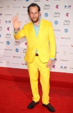 Ben Lee arrives on the red carpet for the 30th Annual ARIA Awards 2016 at The Star on November 23, 2016 in Sydney, Australia. Picture: Getty