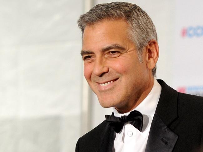 They said he couldn't be tied down again, but people were wrong about George Clooney.