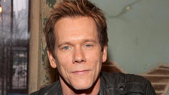 Kevin Bacon doesn't hate the game as much anymore. Photo: Jonathan Leibson/Getty Images/AFP