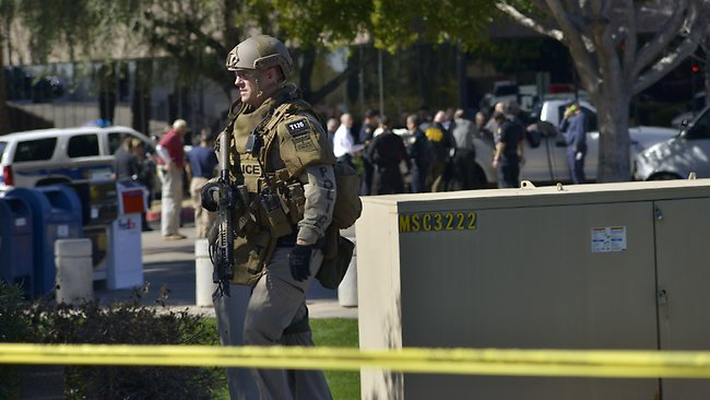 Phoenix Arizona Shooting