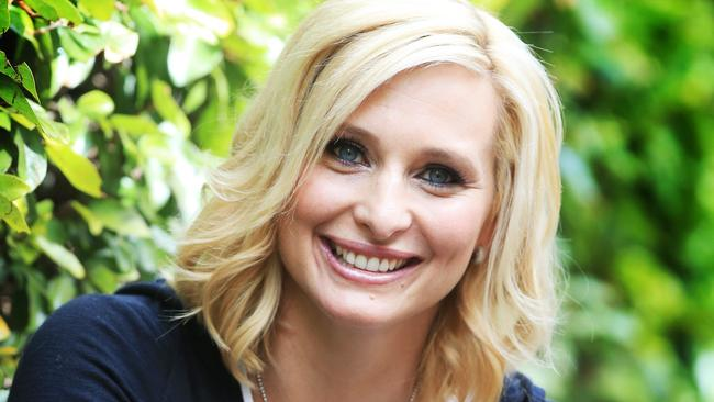 Better homes and gardens host johanna griggs takes a Better homes and gardens channel 7