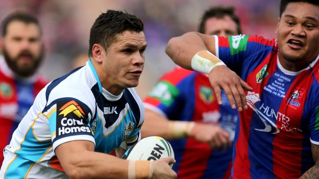 Exciting Gold Coast centre James Roberts looks set for more injury forced time out.
