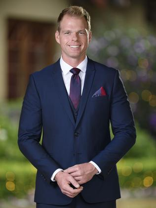 """Could """"Stage five"""" clinger Jarrod win Sophie's heart? Picture: Channel 10"""