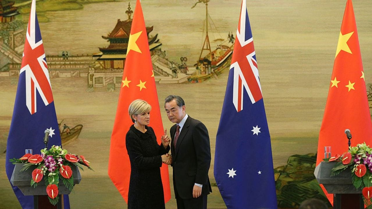 Julie bishop australia wants uk free trade new visa post brexit foreign minister julie bishop has told sky news the establishment of a new joint regional infrastructure scheme as an alternative to chinas belt and road platinumwayz