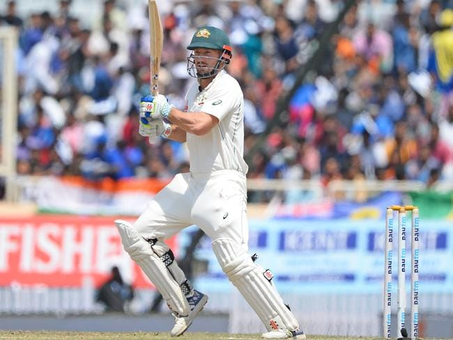 Shaun Marsh was a shock selection for the first Ashes Test.