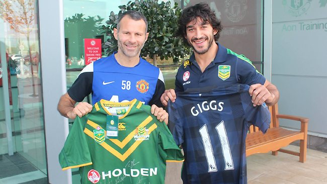 Giggs JT