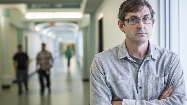 By Reason Of Insanity Documentary Maker Louis Theroux On