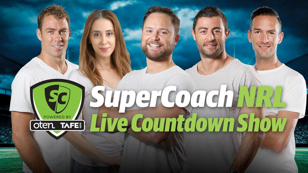 The NRL SuperCoach Countdown Show team will look at the Titans, Anthony Milford.