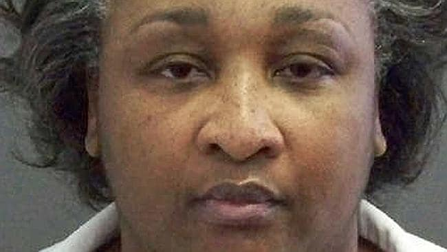 Kimberly McCarthy was executed on June 26, 2013 after 14 years on death row. Picture: AFP