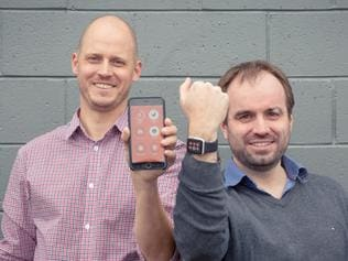 Streaks app creators Quentin Zervaas and partner Isaac Forman won Apple's highest award at WWDC.