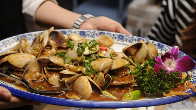 Lan yuan chinese restaurant is 19th alfresco eastery to for Australian fusion cuisine