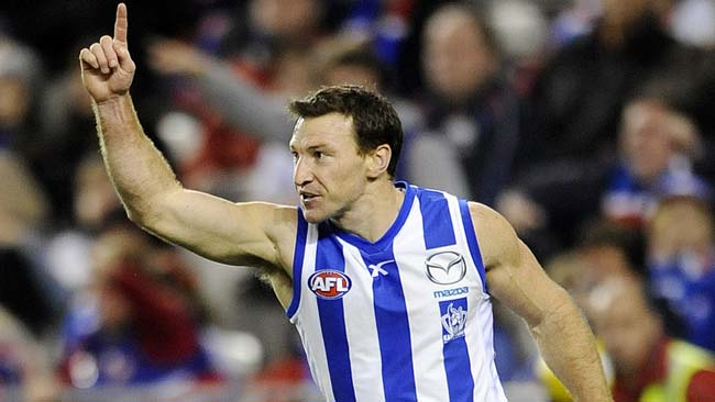 North Melbourne's Brent Harvey to join The SuperCoach Show