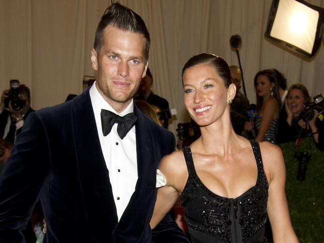 Tom and Gisele are just blessed with so many things.