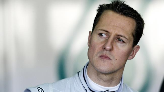 Michael Schumacher continues to improve after being brought out of a medically induced coma.
