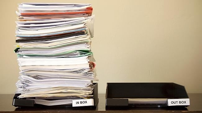 There's a smarter way to deal with this pile of work.