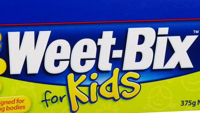 Weet-Bix for kids is the 'standout winner' for a child's breakfast, experts say. Picture: Supplied