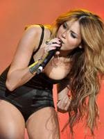 <p>Singer Miley Cyrus performs on stage during Rock in Rio Madrid Festival on June 6, 2010 in Arganda del Rey, Spain. (Photo by Carlos Alvarez/Getty Images)</p>