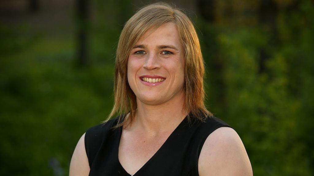 Players Like Hannah Mouncey Will Have A Future In The Aflw