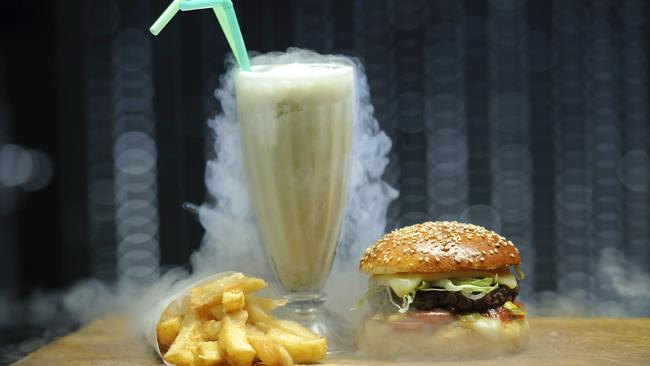 The Budget tax cuts could well buy you a hamburger and a milkshake.