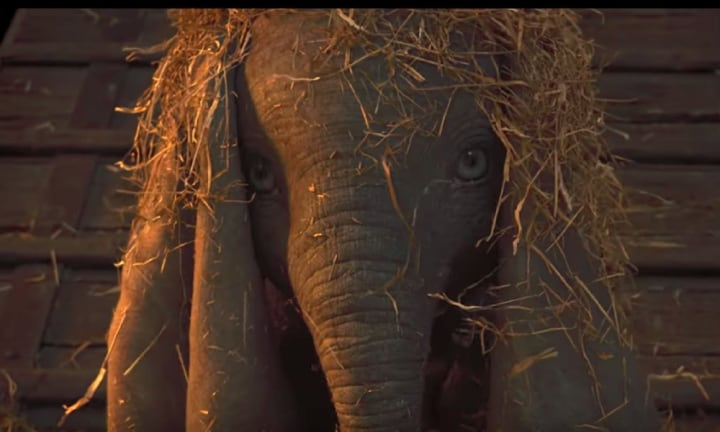 The trailer for the new 'Dumbo' has dropped and we're already sobbing