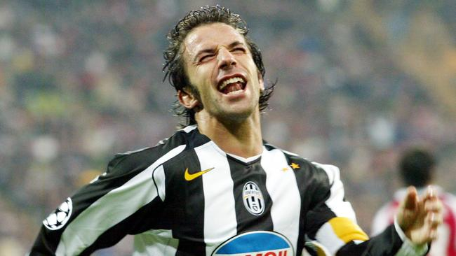 Alessandro del Piero won everything there was to win during his 19 years at the club.