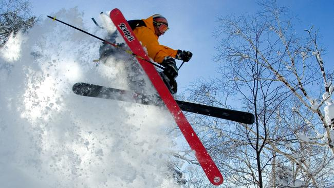 The charges against Jon Atherton relate to a planned development at a Japanese ski resort.