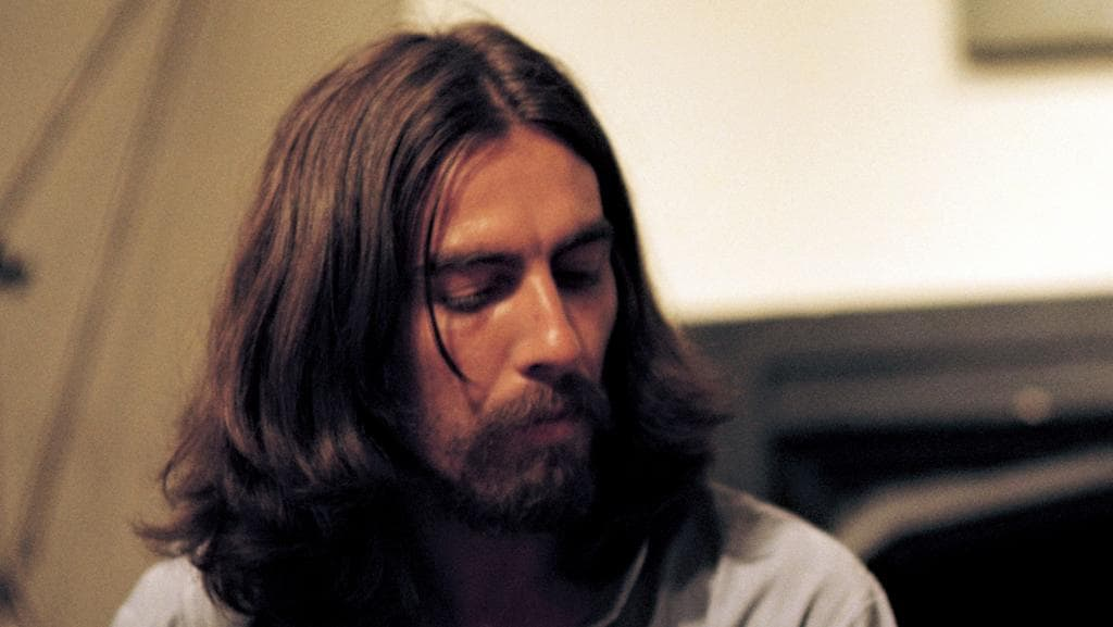 George Harrison. Picture: Supplied