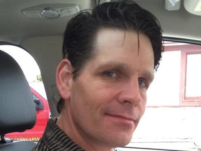 Father of two ... Derek Flemming was shot dead in a road rage incident. Picture: Derek Flemming /Facebook
