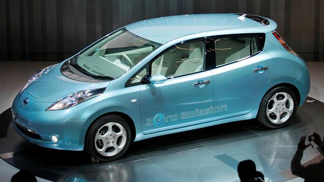 Electric Car Sales Stall In Australia Daily Telegraph