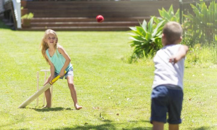 5 things that might surprise you about cricket for kids
