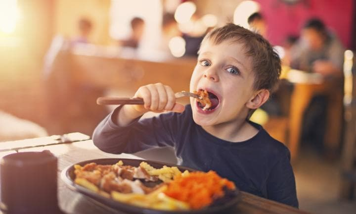 The best kid-friendly places to eat in Australia