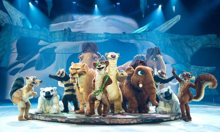 10 reasons your kids want to see Ice Age Live!