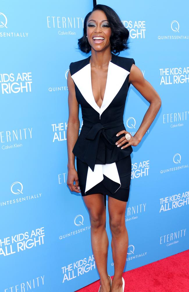 Yaya DaCosta got her start on America's Next Top Model but is now making her name as an actor.