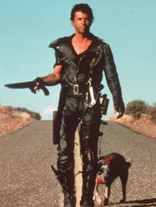 Original ... Mel Gibson in a scene from Mad Max 2.