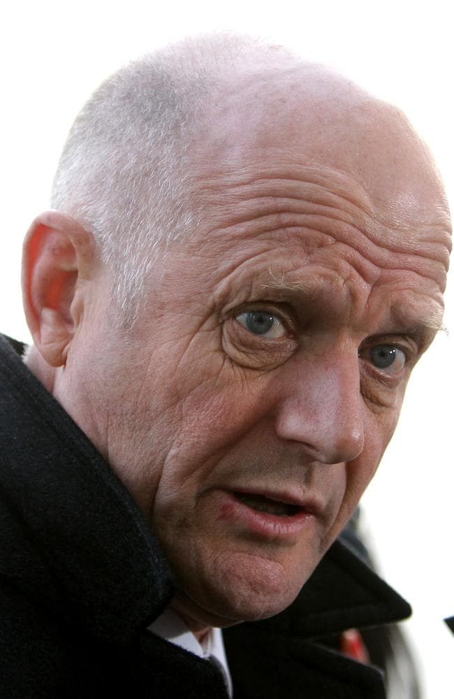 Not a big fan of taxes: Libertarian Senator David Leyonhjelm. Picture: Kym Smith