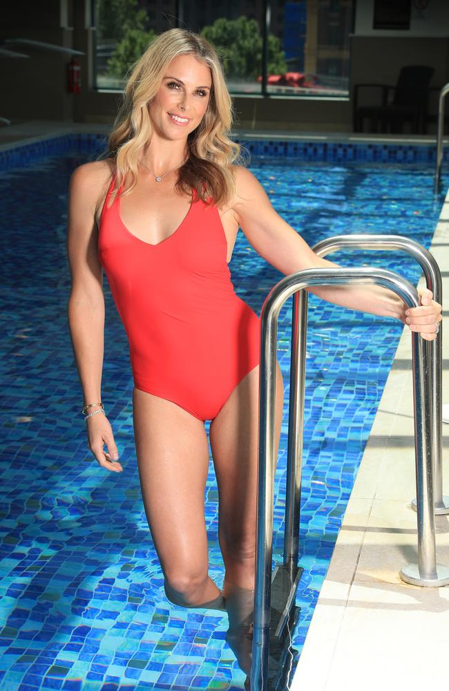 Candice Warner Fulltime Mum With The Body Of An Ironwoman