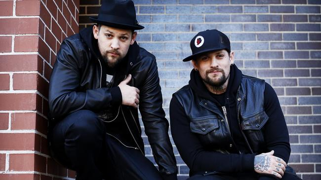 Keen to return ... Joel and Benji Madden say they would like to come back for a second season of The Voice Kids next year.