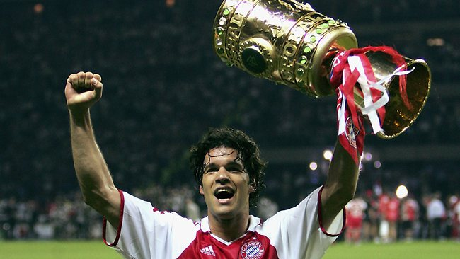 Image result for michael ballack bayern