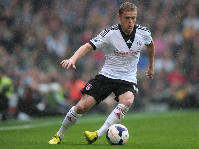 Damien Duff (pictured at Fulham) is expected to join his Melbourne City teammates this week.