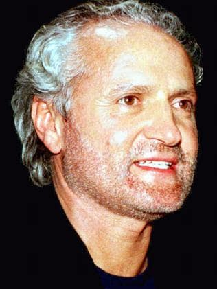 Gianni Versace in 1997