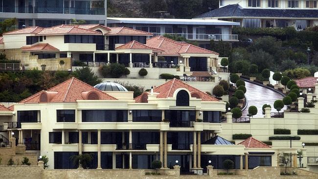 The Mosman Park Mansion Bought For 575 Million In December 2009 Setting An Australian Record Picture File Image