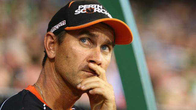 Justin Langer can't be faulted for his honesty.
