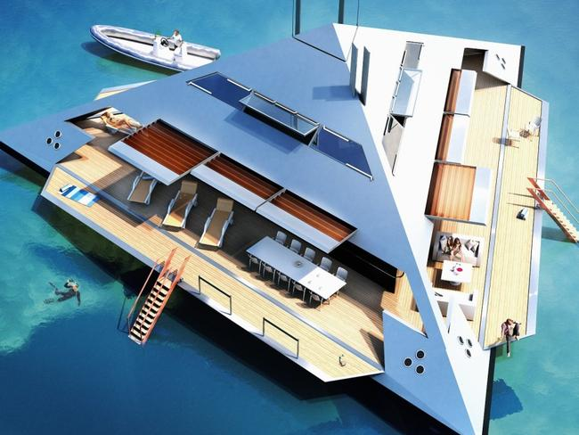 Insane megayacht unlike any you've seen